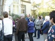 Mitgliederausflug Villa Braunswerth, April 2011