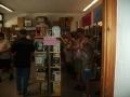 Bücher-Flohmarkt in Engelskirchen August 2009