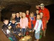 Ferienspaß in Ründeroth -Aggertalhöhle-  2008