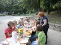 Ferienspaß in Engelskirchen -Aggertalhöhle- August 2013