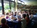Ferienspaß in Engelskirchen -Lamatrekking- Juli 2008