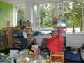 Ferienspaß in Engelskirchen -Lamatrekking- Juli 2012