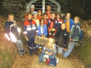 Ferienspaß in Ründeroth -Aggertalhöhle- 2006