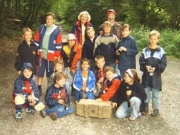 Ferienspaß in Ründeroth -Aggertalhöhle- 2007