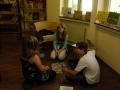 Hauptschulklassenbesuch in Ründeroth Juli 2011