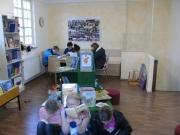 Hauptschulklassenbesuch in Ründeroth, November 2012