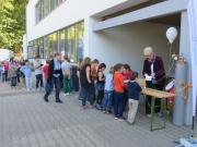 Kinderfest zum 10. Geburtstag, Engelskirchen, September 2014