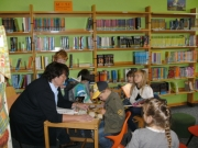 Kindergartenbesuch in Engelskirchen, Mai 2015