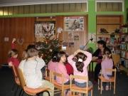 Kinderlesung in Engelskirchen, Dezember 2006