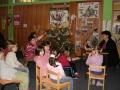 Kinderlesung in Engelskirchen Dezember 2006