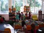 Kinderlesung in Engelskirchen, Juli 2011