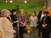 Kulturausschuss besucht Engelskirchen, Februar 2011