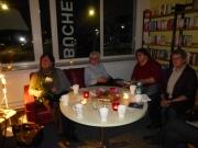 Lesetreff in Engelskirchen, Dezember 2017