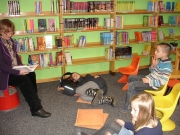Lesung ToT in Engelskirchen, Februar 2011