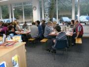 Literarisches Frühstück in Engelskirchen, November 2012