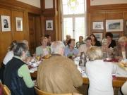 Literarisches Frühstück in Ründeroth, Juni 2013