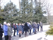 Mitgliederausflug Müllenbach, März 2013